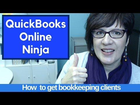 How to become a QuickBooks Online Ninja