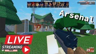 Roblox - Arsenal VIP Sever with Subs!