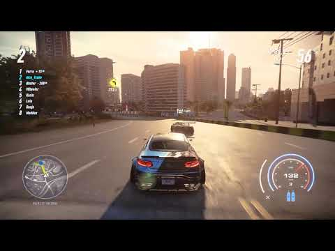 NFS Heat Gameplay