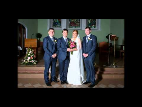 Marie and Niall Dorrians Hotel Wedding 25th October 2014