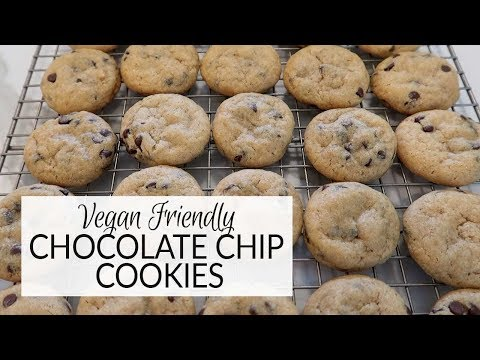 Jen's Cook Nook | Chocolate Chip Cookies (Vegan Friendly) thumbnail