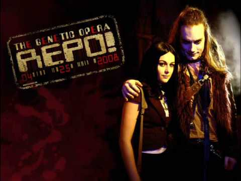 Repo! The genetic opera - Legal Assasin HQ Instrumental/Kara