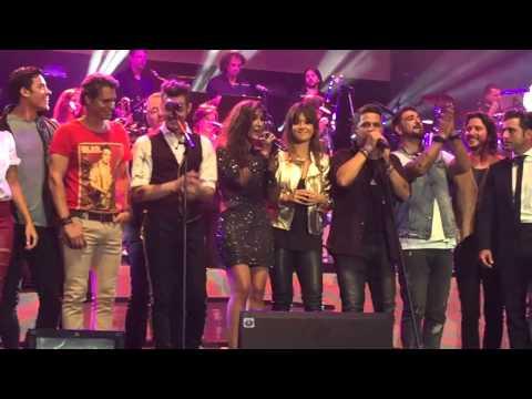 La música no se toca / 25 Aniversario Cadena Dial/ 3-9-2015