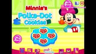 Mickey Mouse Games - Mickey Mouse Cooking Games - Minnie