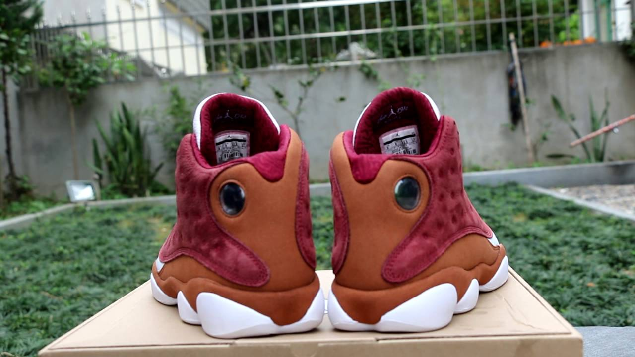 the best attitude c0a9e 5dc86 Air Jordan 13 Retro Premio Bin 23 HD Review From Trade666a.cn daniel ke