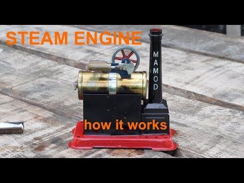 mamod toy steam engine   works prof simon youtube