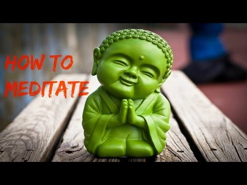 Meditation for Dummies - Beginners Meditation 😇