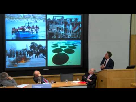 Cyprian Broodbank: Discussion of The Making of the Middle Sea