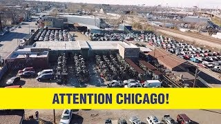 CLOSING SALE - NEW & USED CAR PARTS - CHICAGO, IL