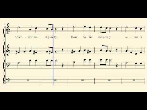 Name of All Majesty - Church Song Gospel Hymn - MIDI Church Songs