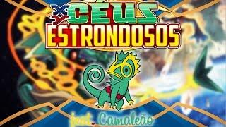Unboxing: BOX - Ceus Estrondosos! FINAL CABULOSO! Feat.Camaleão (PT-br)