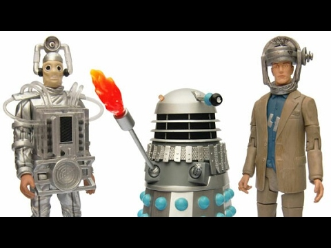Doctor Who Enemies of the 1st Doctor Action Figure Spiele