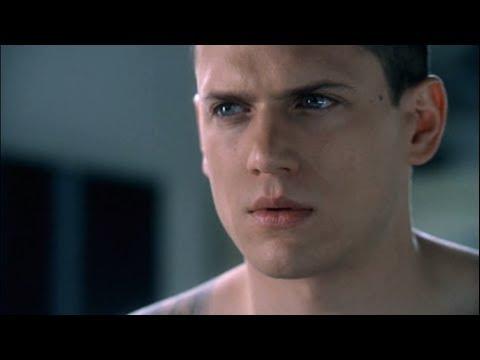 "Prison Break !!! ""Emotional moment"" Michael"