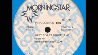 V.I.P. Connection - West coast drive (1976) Vinyl