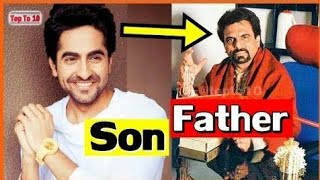 Top 10 Unseen Fathers Of Bollywood Stars |2018