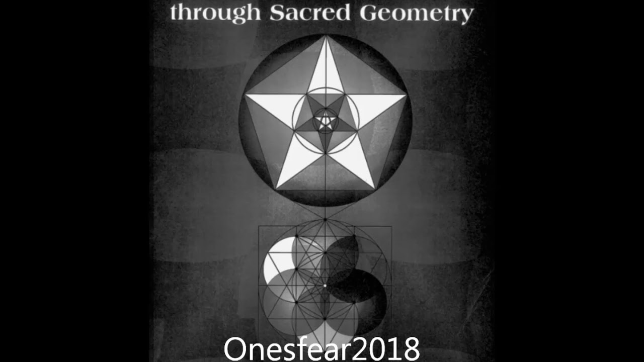 The Word Made Manifest through Sacred Geometry (Audio Booklet)