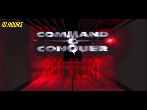 Command and Conquer Red Alert Theme (Hell March) 10 Hour Loop