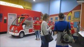 видео КидБург, Ростов-на-Дону - «Где отметить день рождения ребенка? В Кидбурге! Достойнства и недостатки!»