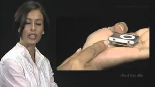iPod Shuffle (Spanish) - Detalles técnicos de tu iPod shuffle
