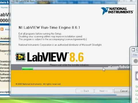 RUNTIME 2012 TÉLÉCHARGER LABVIEW