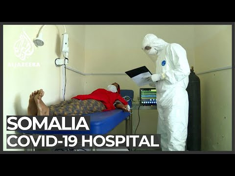Somalia: Only one hospital to treat country's COVID-19 patie