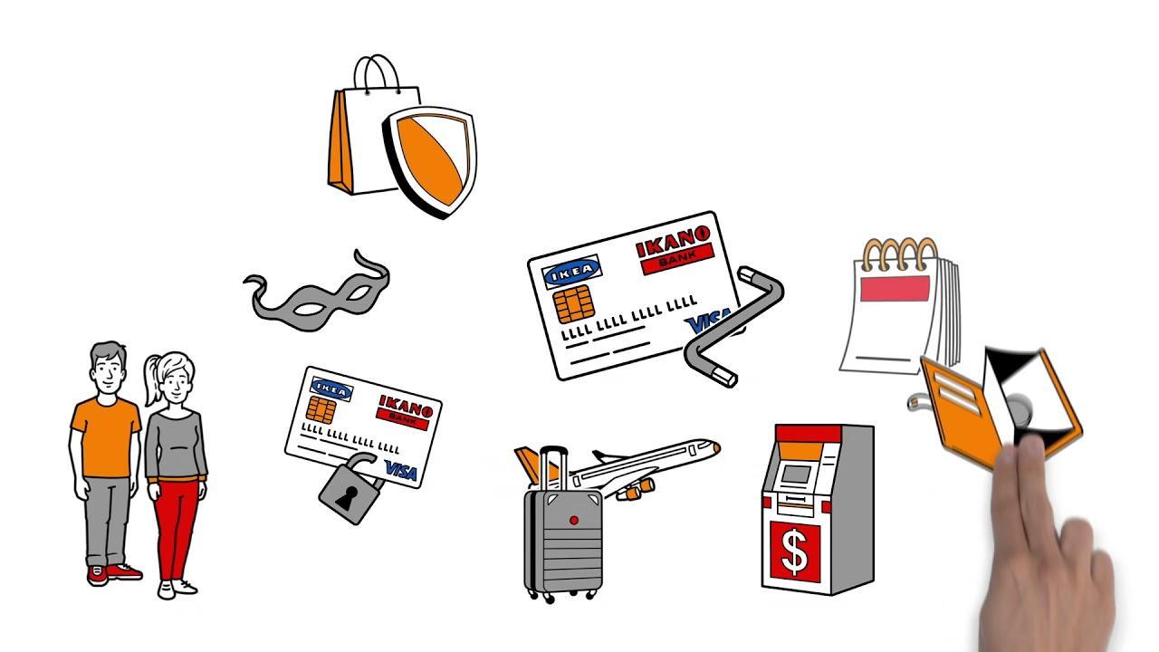 Ikea Kreditkarte Weltweit Einkaufen Geld Abheben Alle Einkäufe