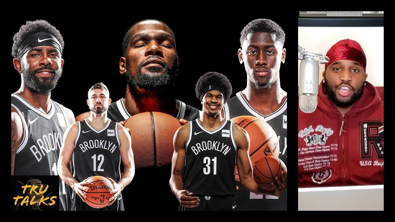 What Is The SMARTEST MOVE For The Nets This Off-Season?