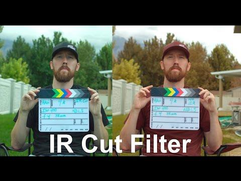 IR Cut Filter: A must have for URSA Mini