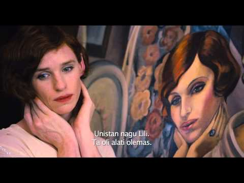 TAANI TÜDRUK / THE DANISH GIRL - täispikk treiler
