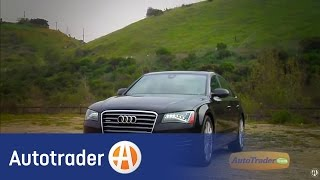 2011 Audi A8 - Luxury Sedan | New Car Review | AutoTrader