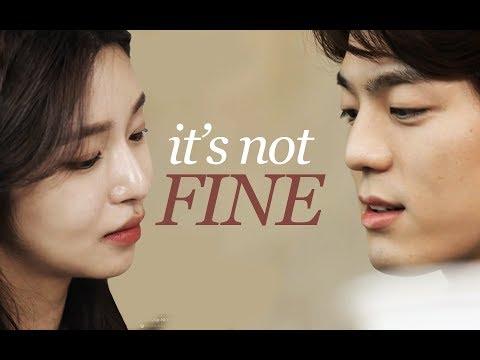 jian x mingue  - 𝕗 𝕚 𝕟 𝕖    채지안 x 김민규 Love Me Actually MV