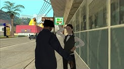 GTA San Andreas - Dating Millie and getting the Keycard for the Casino Heist
