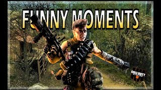 I'M GOING TO BREAK MY XBOX! Call of Duty: Black Ops 4 Funny Moments Ep.1
