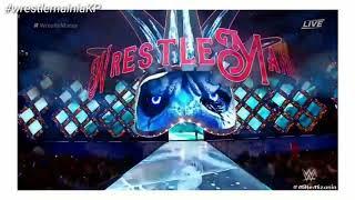 Seth Rollins wrestlemaina 34 entrance as knight king