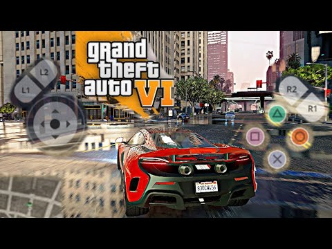 Download GTA 6 For Android No Verification Apk And Obb Highly Compressd Offline