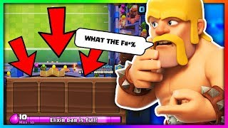 MY CARDS DISAPPEARED WHILE PLAYING Clash Royale!