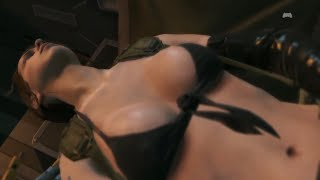 Sniper Wolf vs Sexy Quiet METAL GEAR SOLID V: THE DEFINITIVE EXPERIENCE