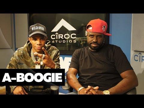 A Boogie Talks to Flex About House Arrest, Parents, Bronx & More #WeGotaStoryToTell013