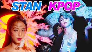 KPOP IS IN ANOTHER LEVEL!!!