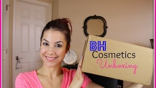 My First BH Cosmetics Haul Unbox With Me