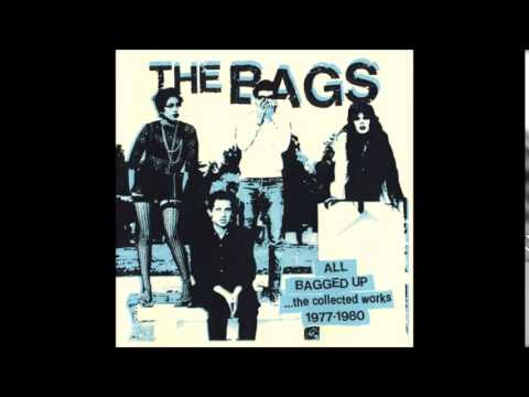 """THE BAGS - """"ALL BAGGED UP"""": Collected Works 1977-1980"""