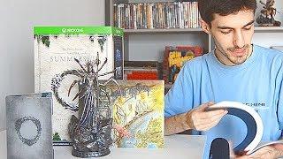 Una piacevole sorpresa | The Elder Scrolls Online: Summerset Unboxing Collector