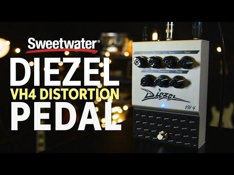 Diezel VH4 Distortion Pedal Review