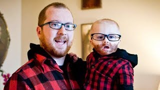 Funny Moments of Baby and Daddy  - Funny Baby Videos Try Not To Laugh
