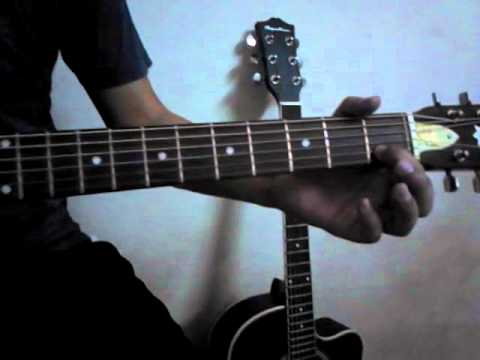 Aashiqui 2 Theme song on guitar tabs VERY EASY....