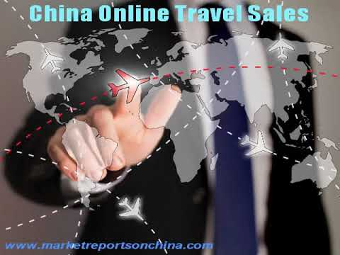 China Online Travel Sales To Residents Market Sizes, Trend and Forecast 2017