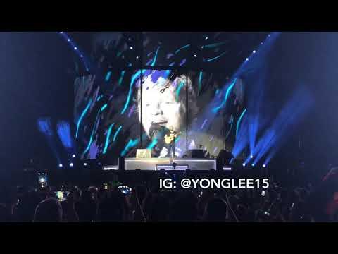 Ed Sheeran Jakarta Concert 2019 ~ Dive