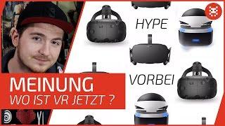 Zwischenbilanz: Wie gut sind VR-Brillen? | Cookies Meinung