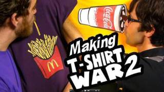 T-Shirt War 2 - Behind-the-Scenes