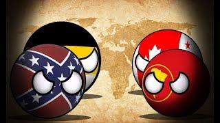 COUNTRYBALLS | Будущее Мира | 2 сезон 10 серия | Четвертая Мировая Война